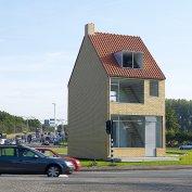 Ronddraaiend huis