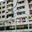 """Installatie """" Voordurend veranderen """" - Rombouts & Droste"""